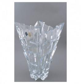 "ваза для цветов 28 см ""sydney /без декора"" хрусталь йиглава / 132554"