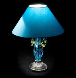 """лампа настольная 1 рожковая """"рыбки /elite bohemia"""" d-35 см, h-44 см, вес-1,44 кг / 136540"""