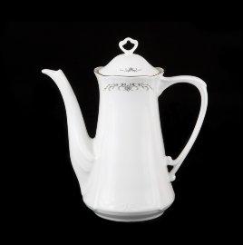 """кофейник 1,2 л """"камелия /серый орнамент"""" / 109708"""