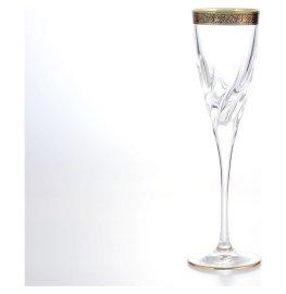"""бокалы для шампанского 120 мл 6 шт """"трикс /077"""" / 146443"""