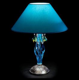 """лампа настольная 1 рожковая """"рыбки /elite bohemia"""" d-45 см, h-58 см, вес-2,16 кг / 136541"""