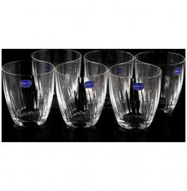 """стаканы для виски 300 мл 6 шт """"кейт /оптика /без декора"""" / 136676"""