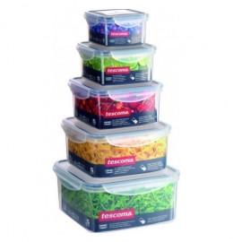 контейнер freshbox 0,4 л, квадратный, шт / 141621